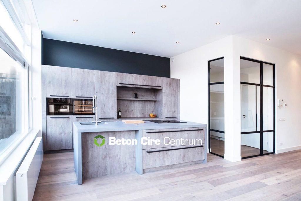 Beton Cire Studio Keukenblad (12)